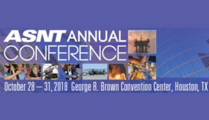 ASNT 2018 Conference